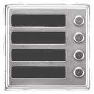 1148/14 | S2 MODULE WITH 4 BUTTONS
