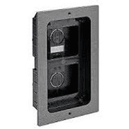 1122/60 | FLUSH-MOUNTING BOX W/FRAME F/MIKRA PANEL
