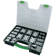 250504 | Cable glands set metric/PG in plastic c