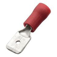 Stopica FASTON M 0,5-1mm2 6,3X0,8 crvena (100)