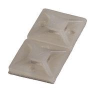Nosač vezice samoljepljivi do 4,8mm BIJELI