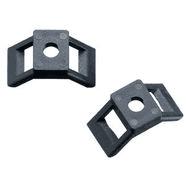 Nosač vezice na vijak do 7,8mm BIJELI