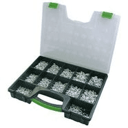 262400 | Nail clips assortment ISO