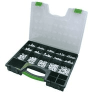262402 | Cable clip assortment round