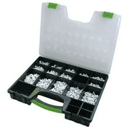 262406 | Cable clip assortment flat & round