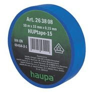 263808 | Insulating tape blue 15 mm x 10