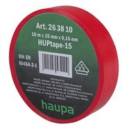 263810 | Insulating tape red 15 mm x 10