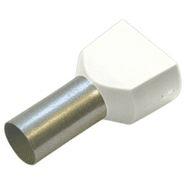 Tuljak izolirani dupli BIJELI 0.5 / 8mm (100)
