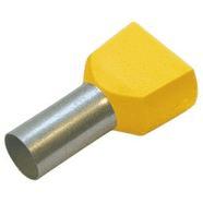 Tuljak izolirani dupli ZUTI 6.0 /14mm (100)
