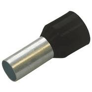 Tuljak izollirani CRNI 1.5 / 8mm (100)