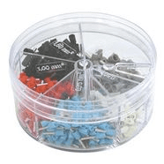 270850 | End sleeves in dispenser box colour ser