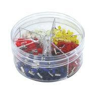 270852 | End sleeves in dispenser box colour ser