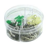 270856 | End sleeves in dispenser box colour ser