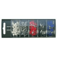 270866 | End sleeves Slide Box TWIN DIN