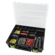 270890 | End sleeves set incl. crimping pliers