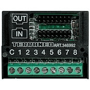 346992 | UNIV AUDIO MODUL MAX 8 POZ 2Z