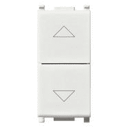 14060 | 2-button 2P 10AX 2-way switch white