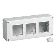 14813 | IP40 enclosure 6M 2x3