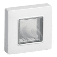14931.01 | IP55 cover 2M +claws white