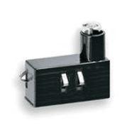 00931 | Pre-wired LED unit 110-250V 0,5W ambe