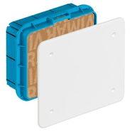V70002 | Flush junction box 116x92x50mm