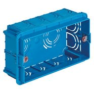 V71304 | Flush mounting box 4M light blue