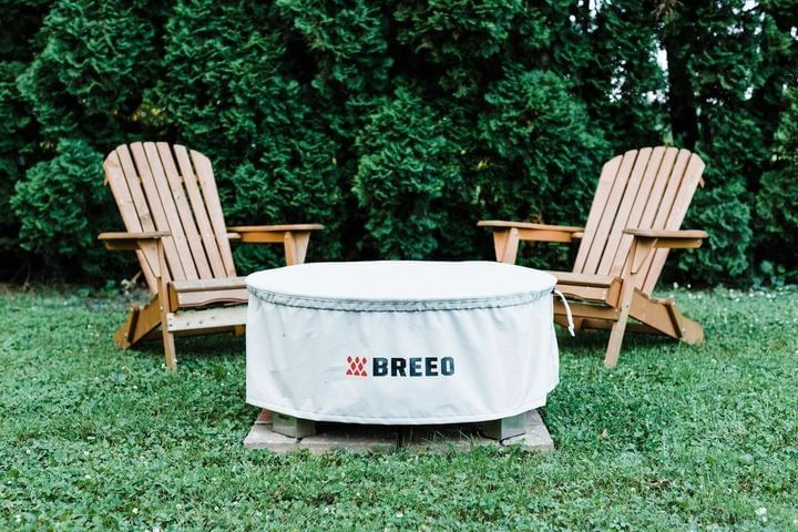 X Series Fire Pit Cover