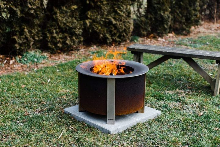 Breeo X Series 19 + Outpost Grill
