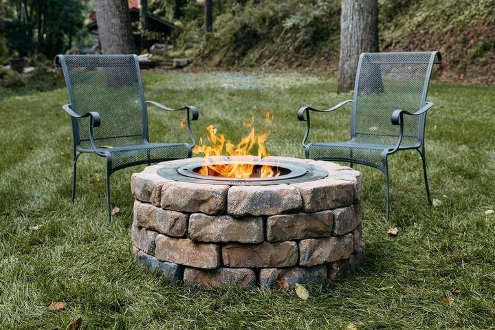 X19 Smokeless Fire Pit Insert Bundle