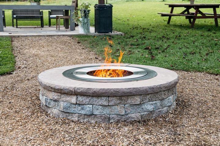 X24 Smokeless Fire Pit Insert Bundle
