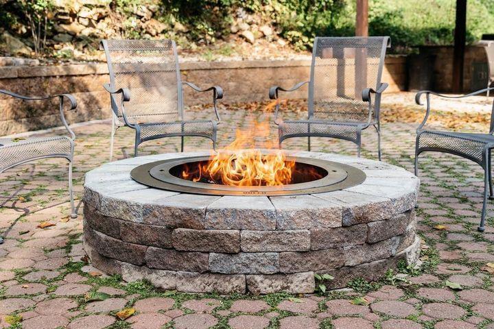 X30 Smokeless Fire Pit Insert Bundle