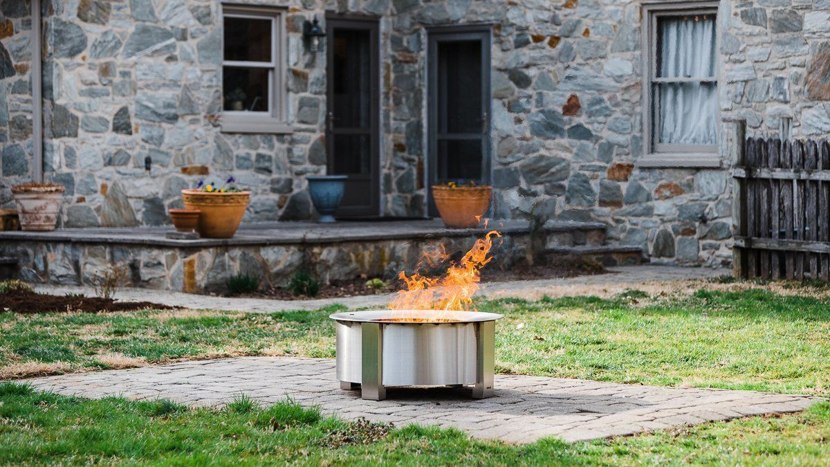 The Backyard Fire Pit Inspiration You've Been Missing