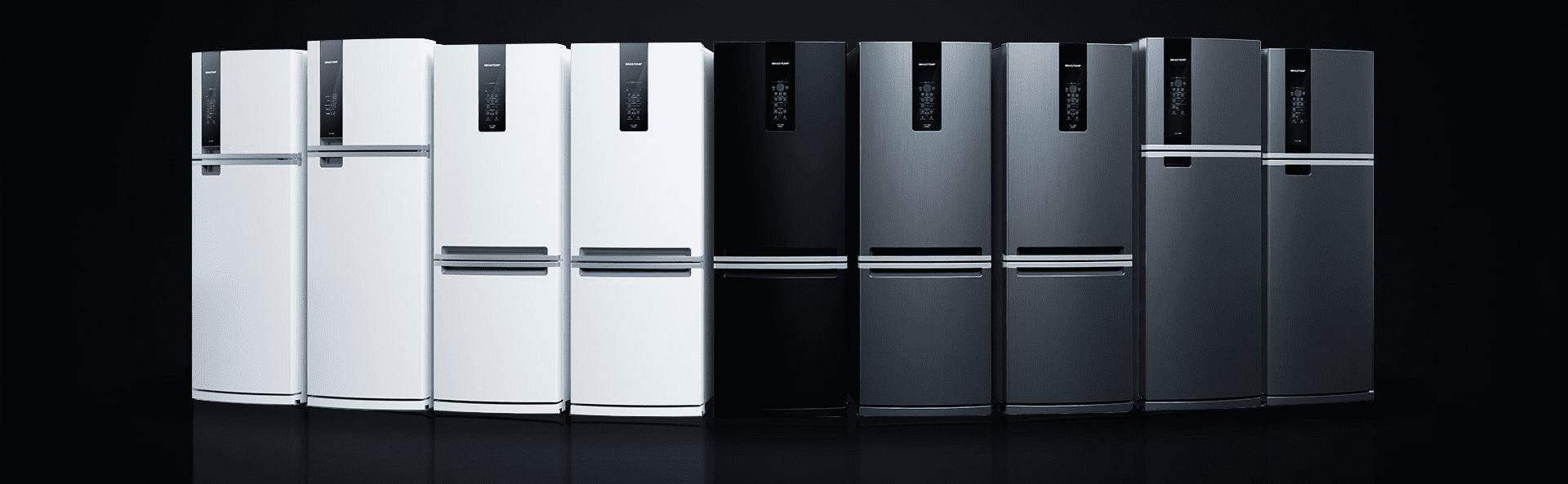 As geladeiras preferidas pelas consumidoras no segmento de alta capacidade