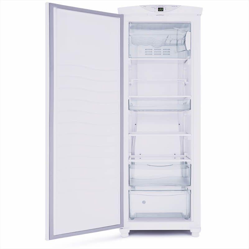 Freezer Vertical Brastemp 1 Porta Flex 228L - BVR28HB