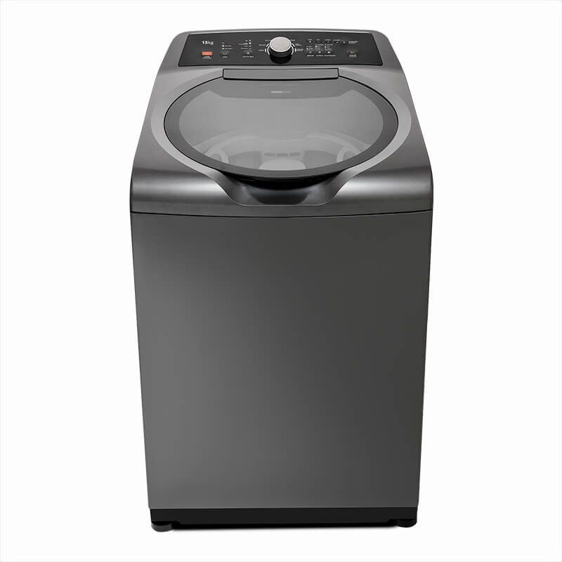 Máquina de Lavar Brastemp 15kg Double Wash com Ciclo Edredom Especial