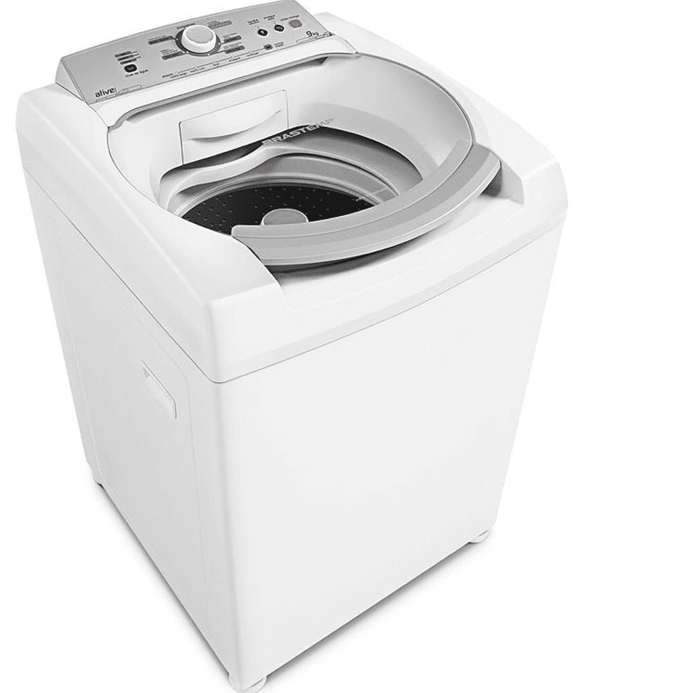 Lavadora Brastemp 9 kg com Cestinho Cuidado Especial