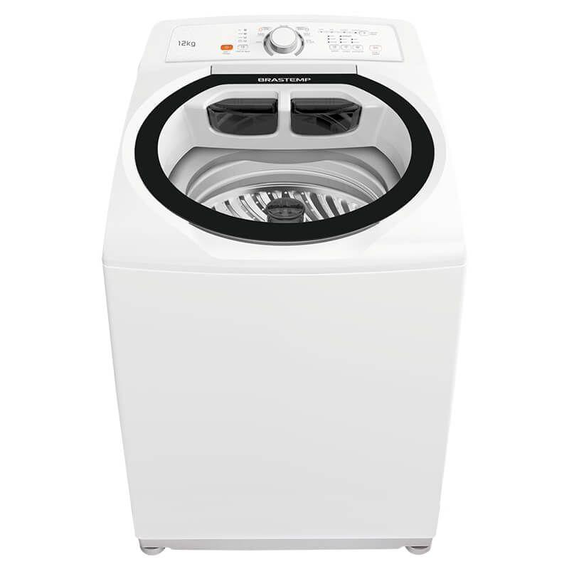 Máquina de Lavar Brastemp 12kg com Super Filtro e Enxágue Antiarlégico