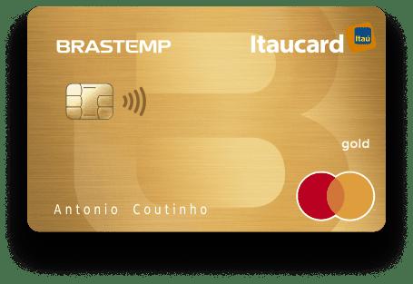 Brastemp Itaucard Mastercard Gold