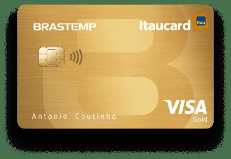 Brastemp Itaucard Visa Gold