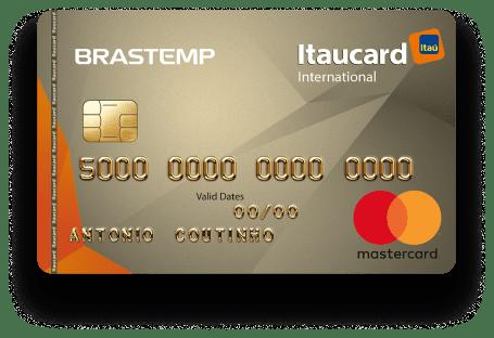 Brastemp Itaucard Mastercard Internacional