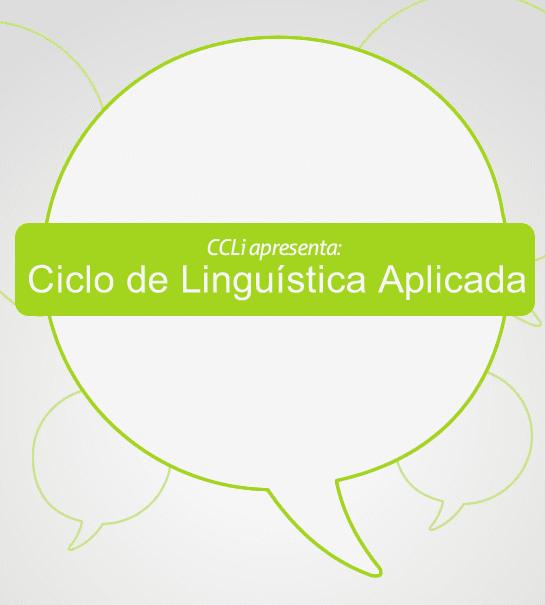 Ciclo de Linguística Aplicada