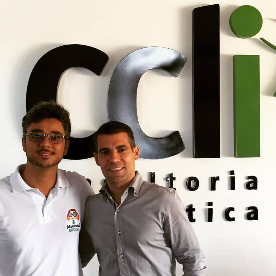 CCLi abre suas portas para a startup Personal Educa