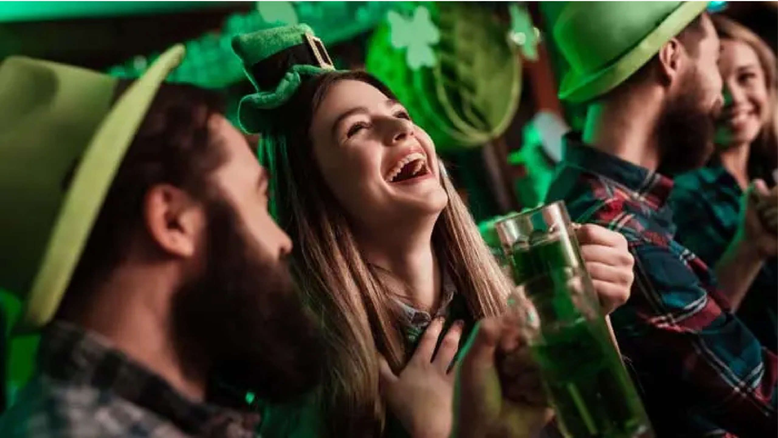 CANCELADO – Speak'n'Rock – especial St. Patrick's Day