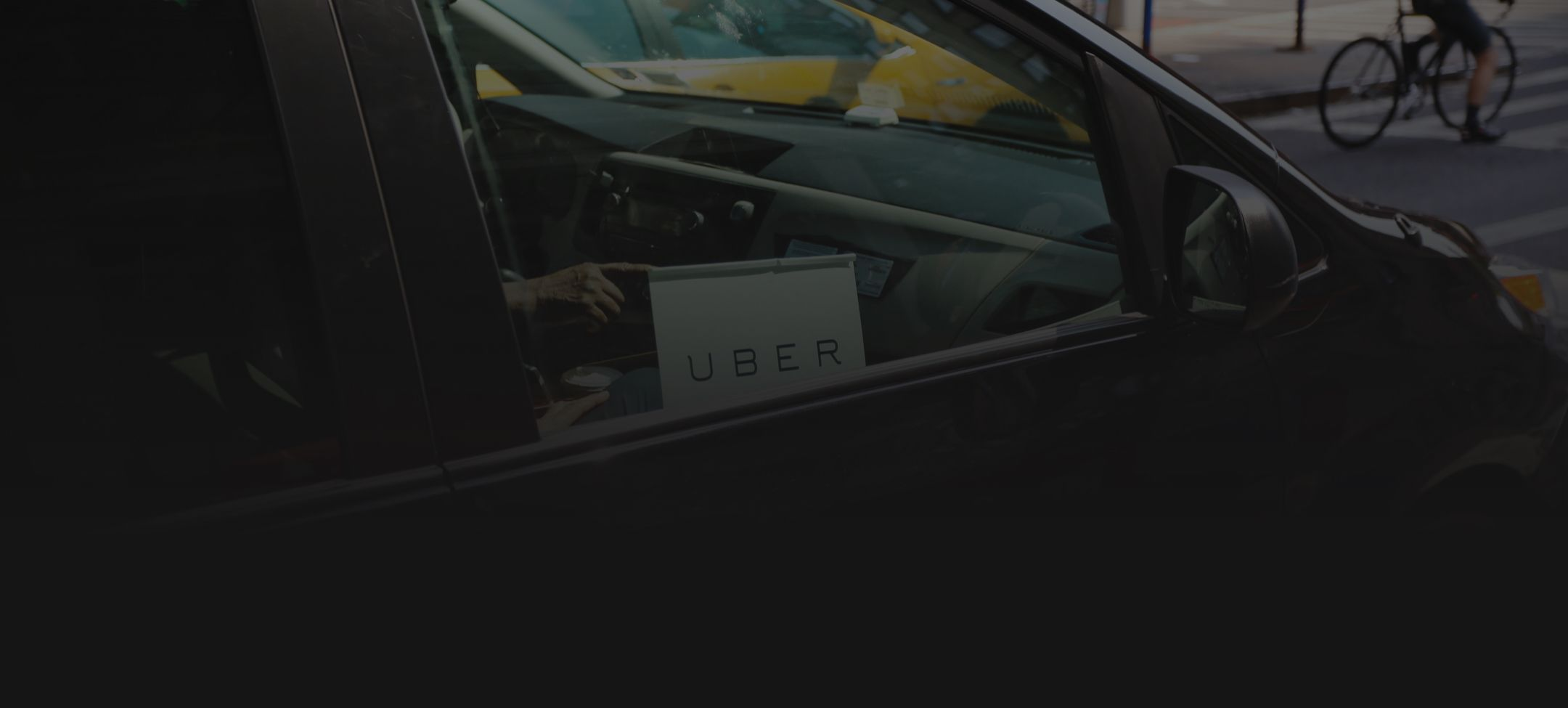 Uber Shopify Partnership Banner