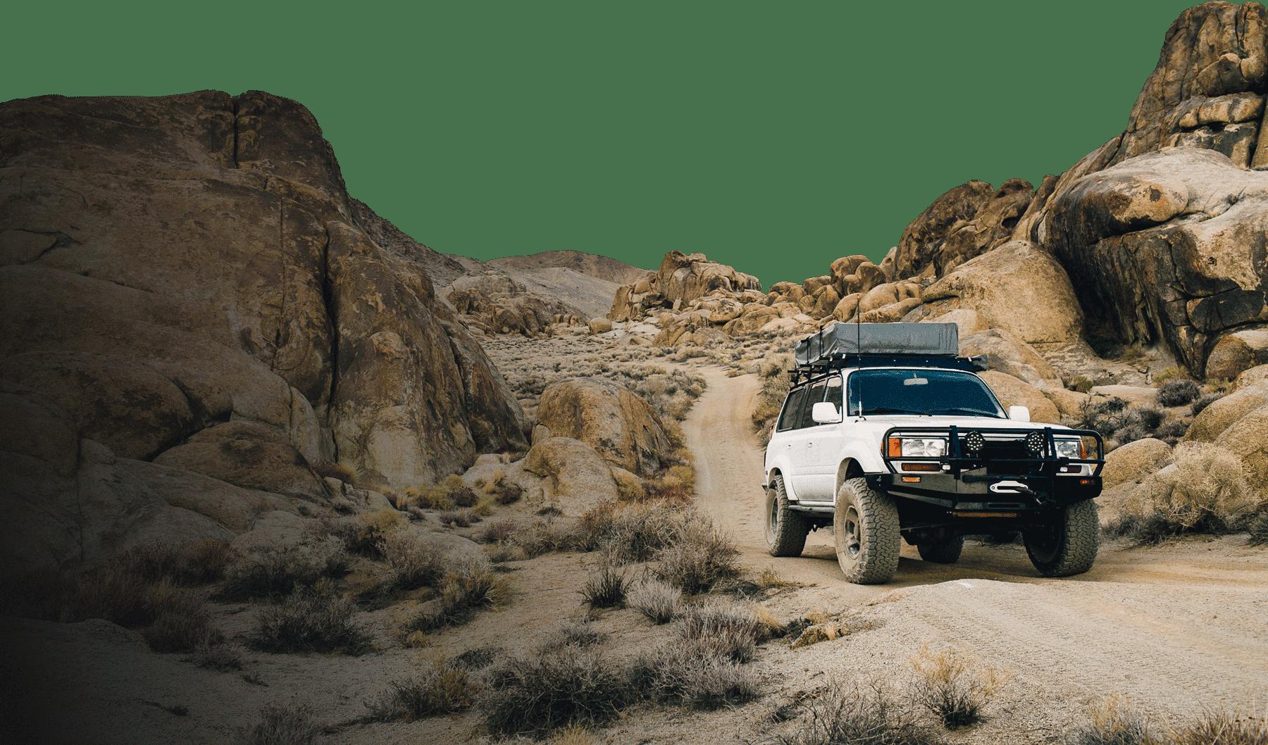 Tepui Desert Foreground