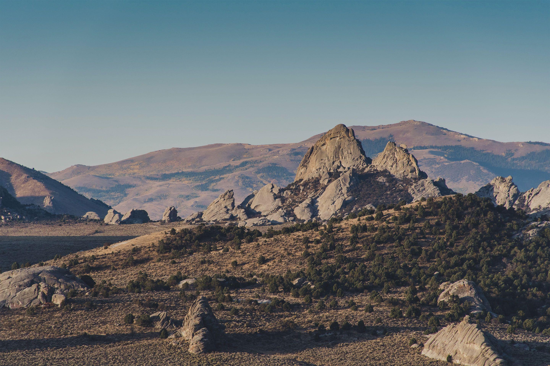 Tepui Desert Background