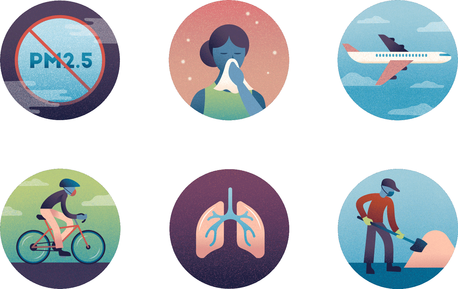 Vogmask Icons