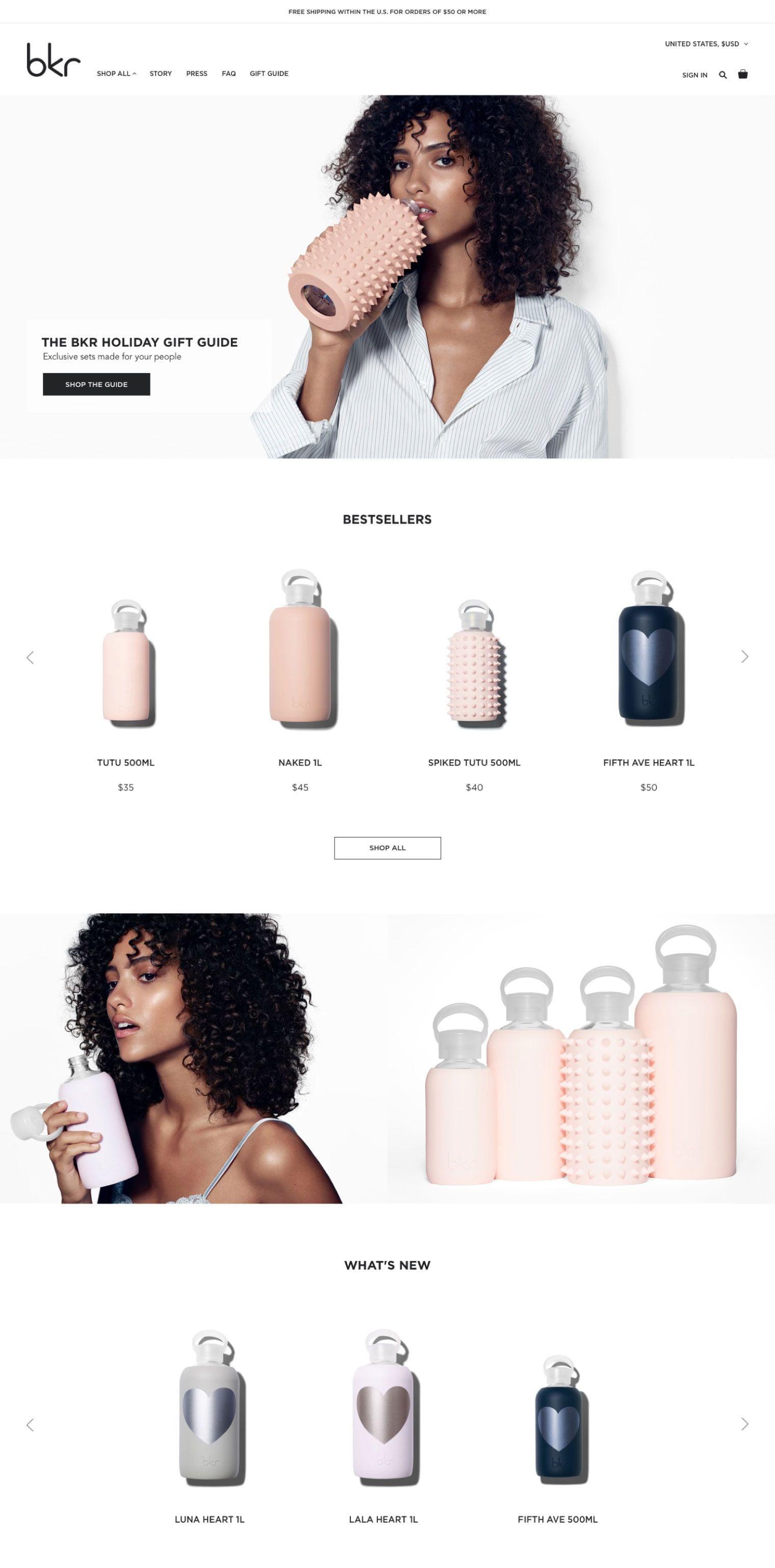 bkr Homepage