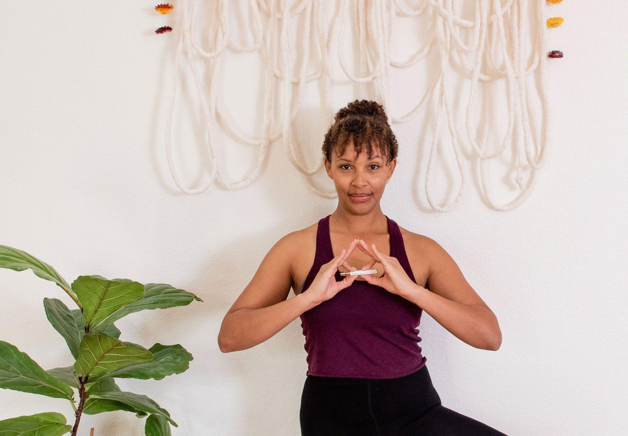 Dr Delights Background yoga