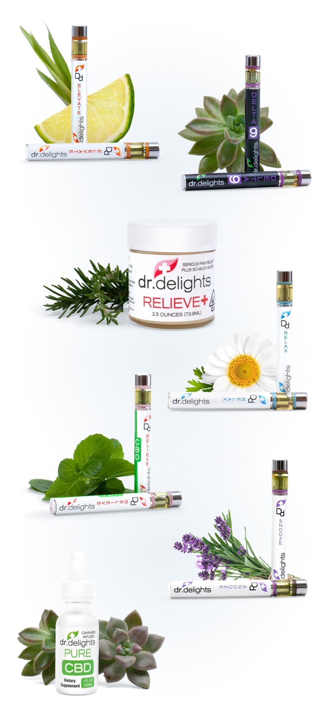 Dr Delights - Product Photography